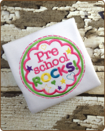 Preschool Rocks - Tshirt