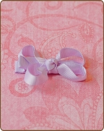 Baby Bow Lavender