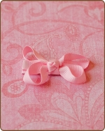 Baby Bow Pink