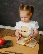Notebook Apple School Shirt
