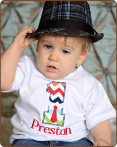1st Birthday Boy Tshirt