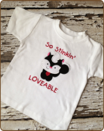 So Stinkin' Loveable Tshirt