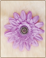 Daisy Flower Clippie Lavender