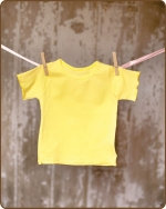 Yellow Short Sleeve Tshirt
