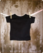 Black Short Sleeve Tshirt