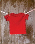 Red Short Sleeve Tshirt