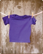 Purple Short Sleeve Tshirt