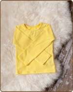 Yellow Long Sleeve Tshirt